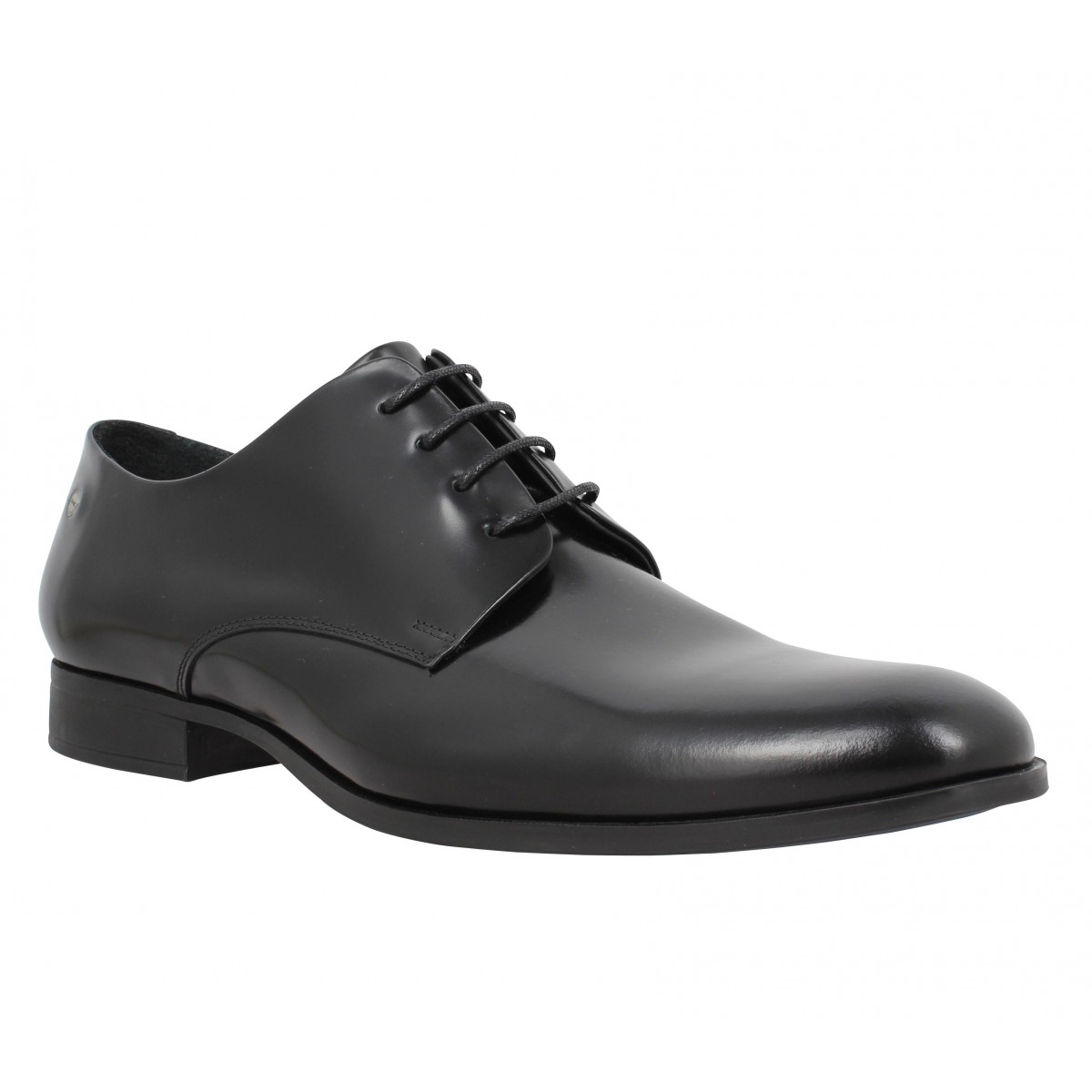Chaussures à lacets KENZO Drive cuir Homme Noir