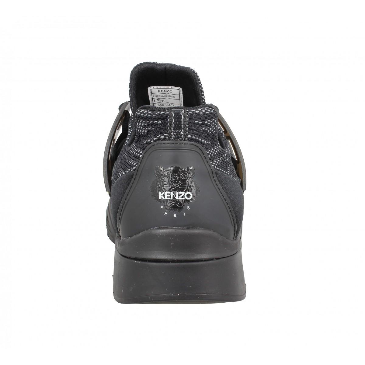 Kenzo Sonic Noir Homme Fanny Chaussures Tzxcfert-120602-5500771 Yet Not Vulgar Pour Promot