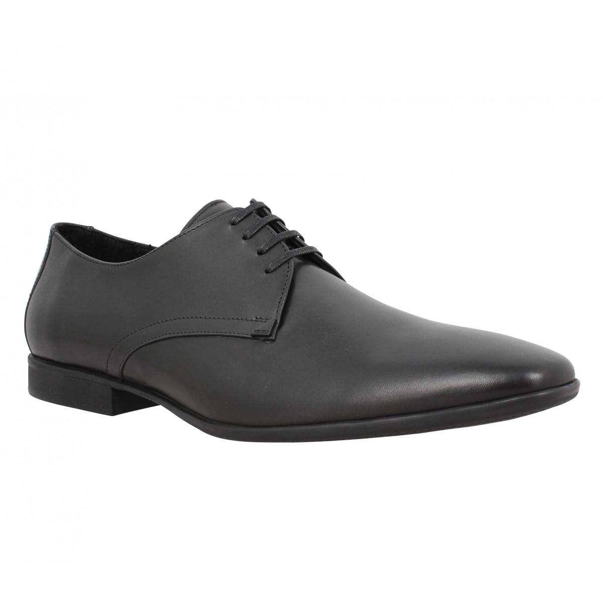 Chaussures à lacets KENZO Westy cuir Homme Noir