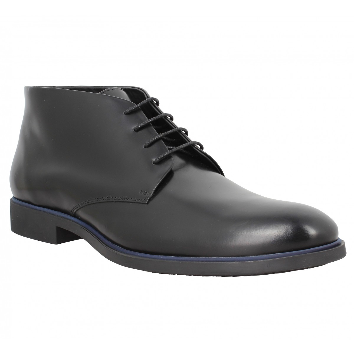 Kenzo Cuir Homme Noir Chaussures Fanny Willem rqCY6xr