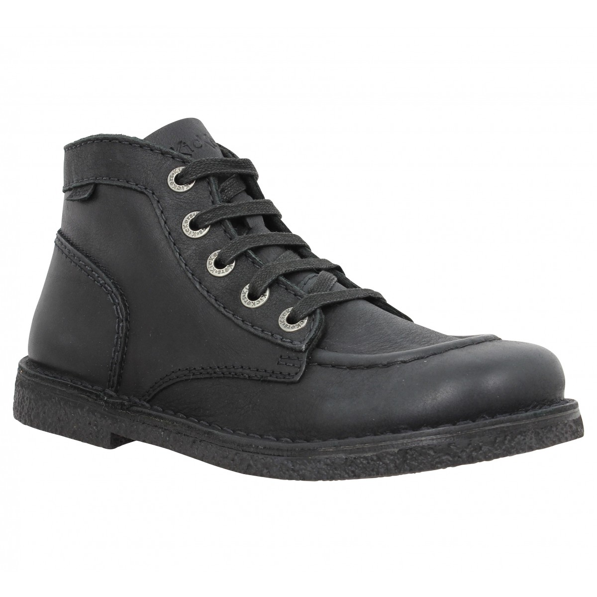 Bottines KICKERS Legendik box Femme Noir
