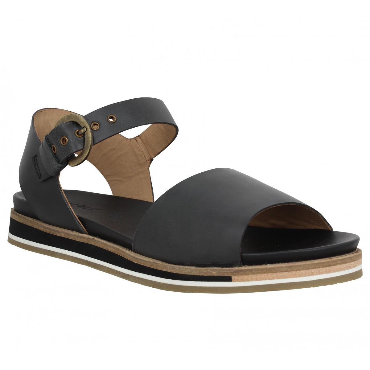 Kickers Sandales cuir OLIMPI Jeu Abordable Nouveau Style gZD0dd