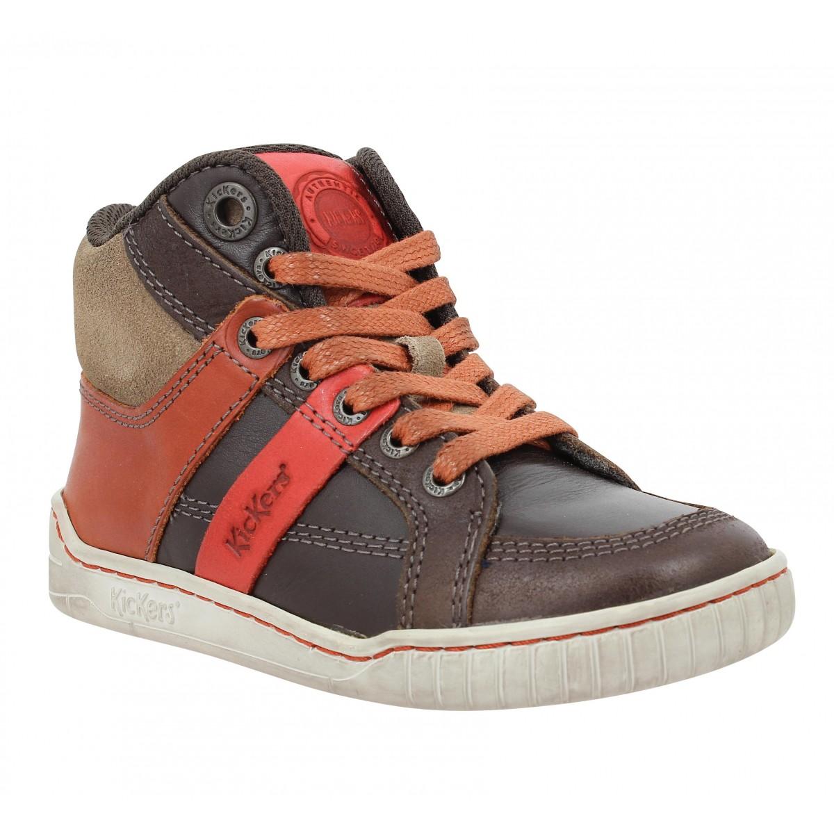 kickers chaussures pour enfant vente en ligne. Black Bedroom Furniture Sets. Home Design Ideas