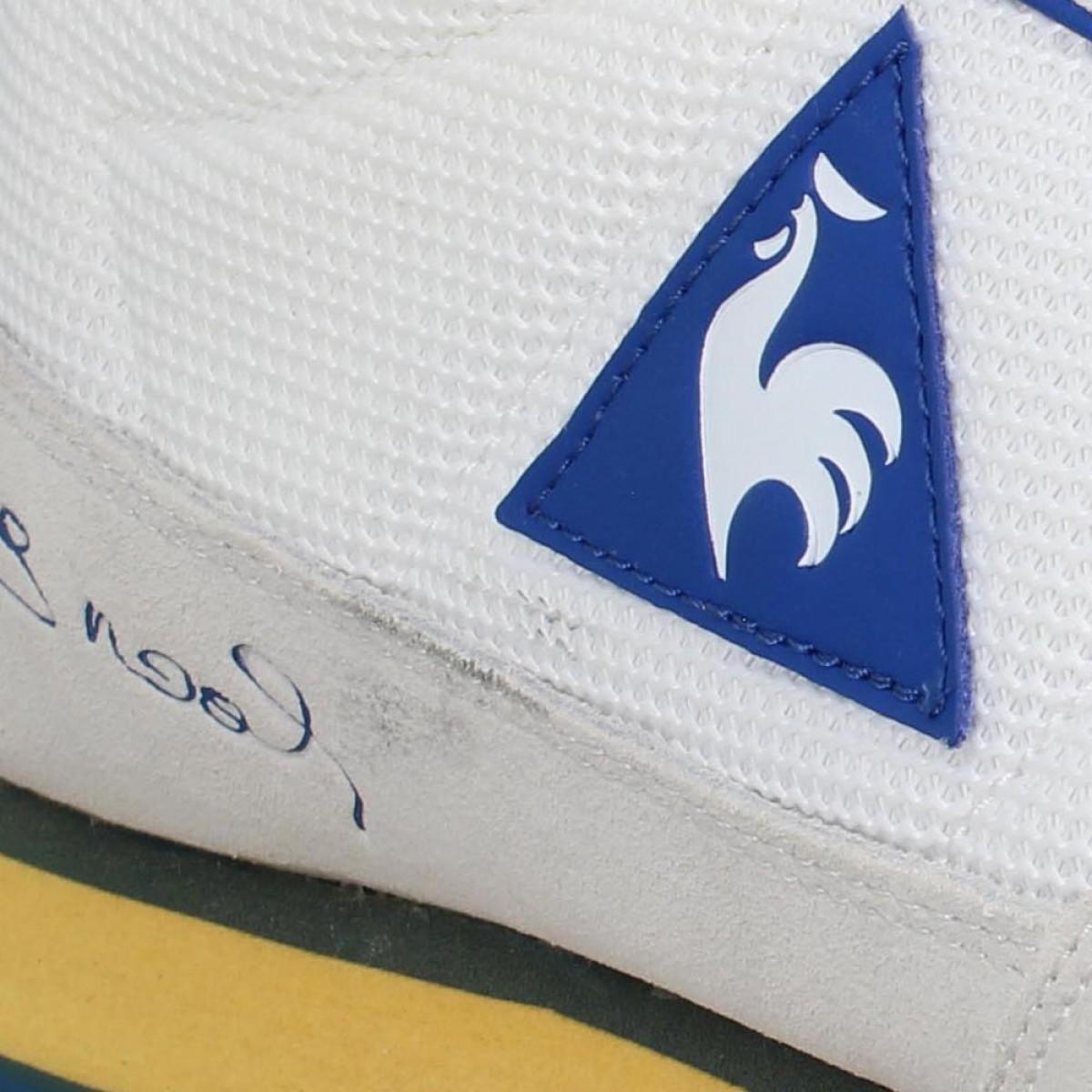 cc35ce1110df Chaussures Le coq sportif noah club og toile homme blanc homme ...