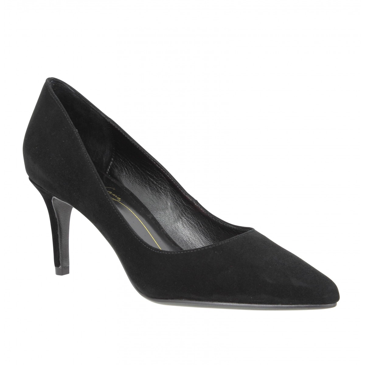 Lola Cruz Femme 187 Velours -37-noir