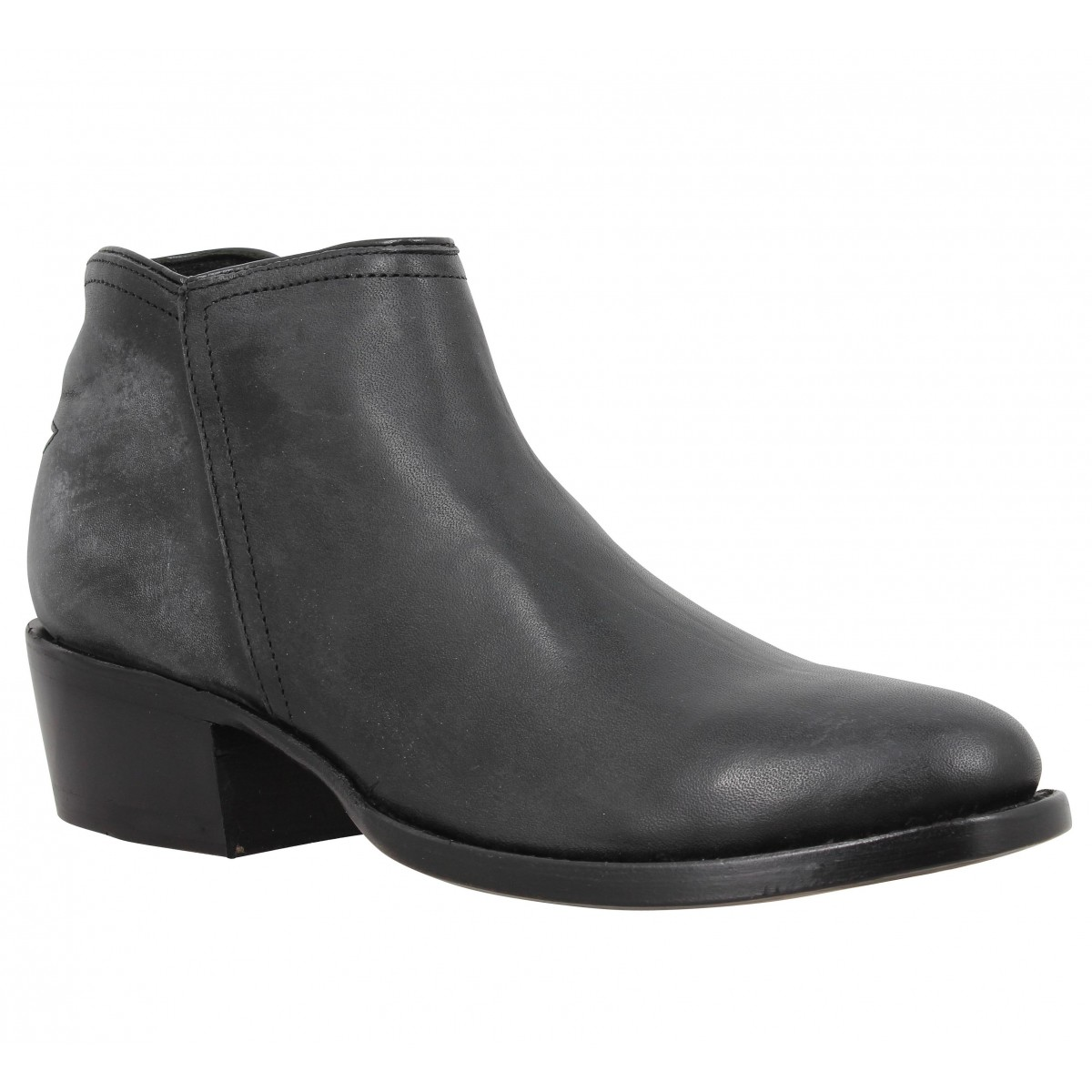Bottines MEXICANA Crios ME6 4L Noir