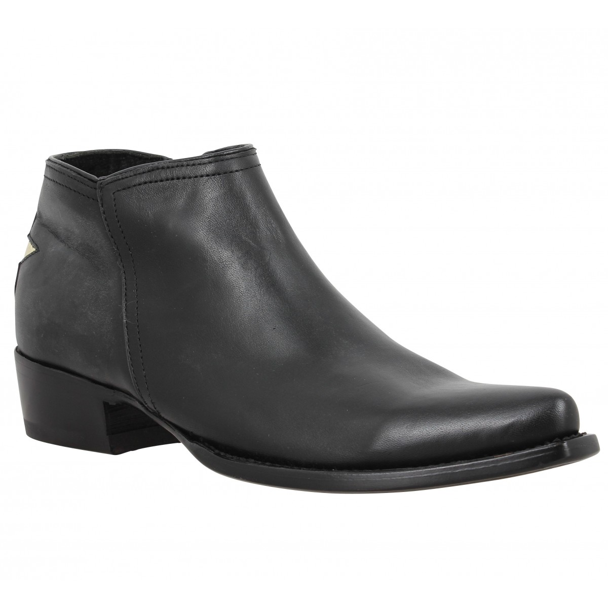 Bottines MEXICANA Crios MX2 Noir