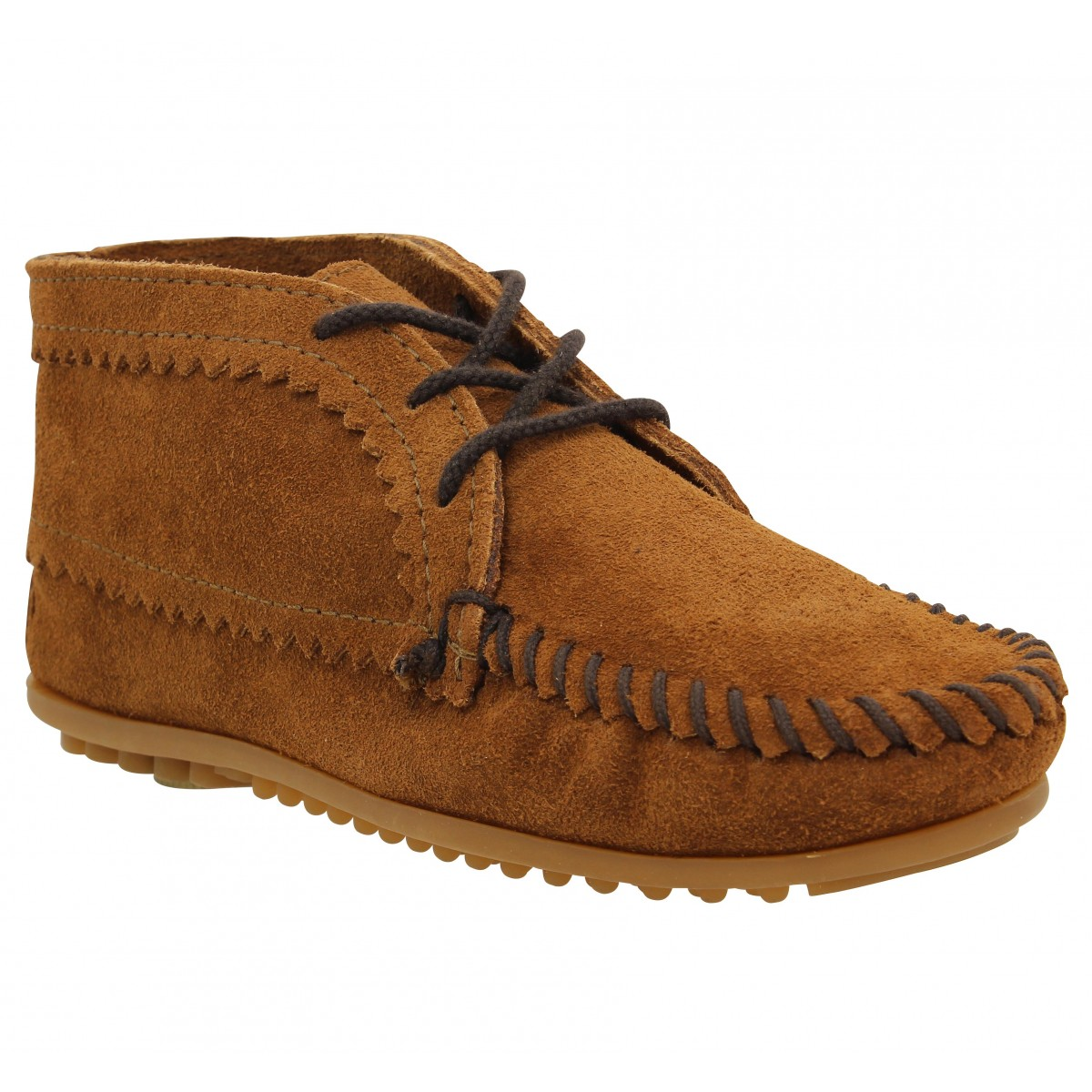 Minnetonka Marque Suede Ankle Boot...