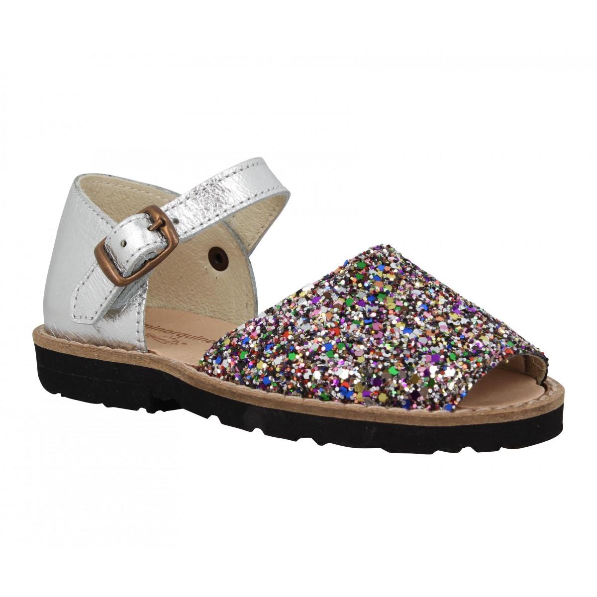 Chaussures Minorquines fille 7spQV4qJ