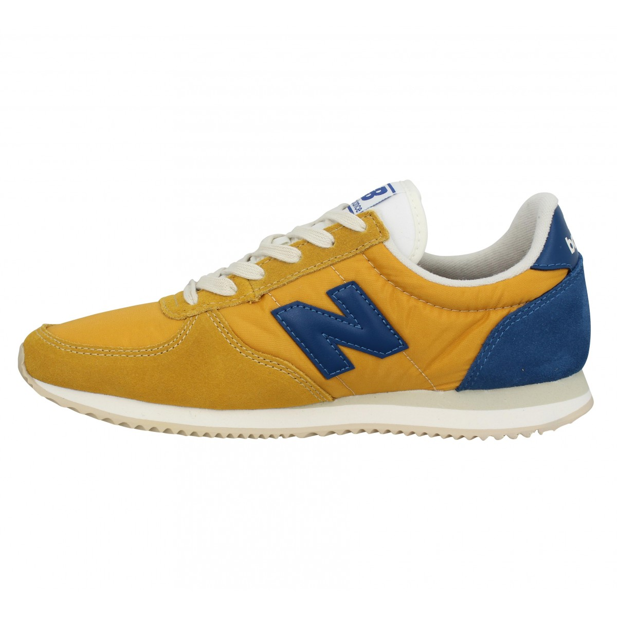 new balance jaune homme