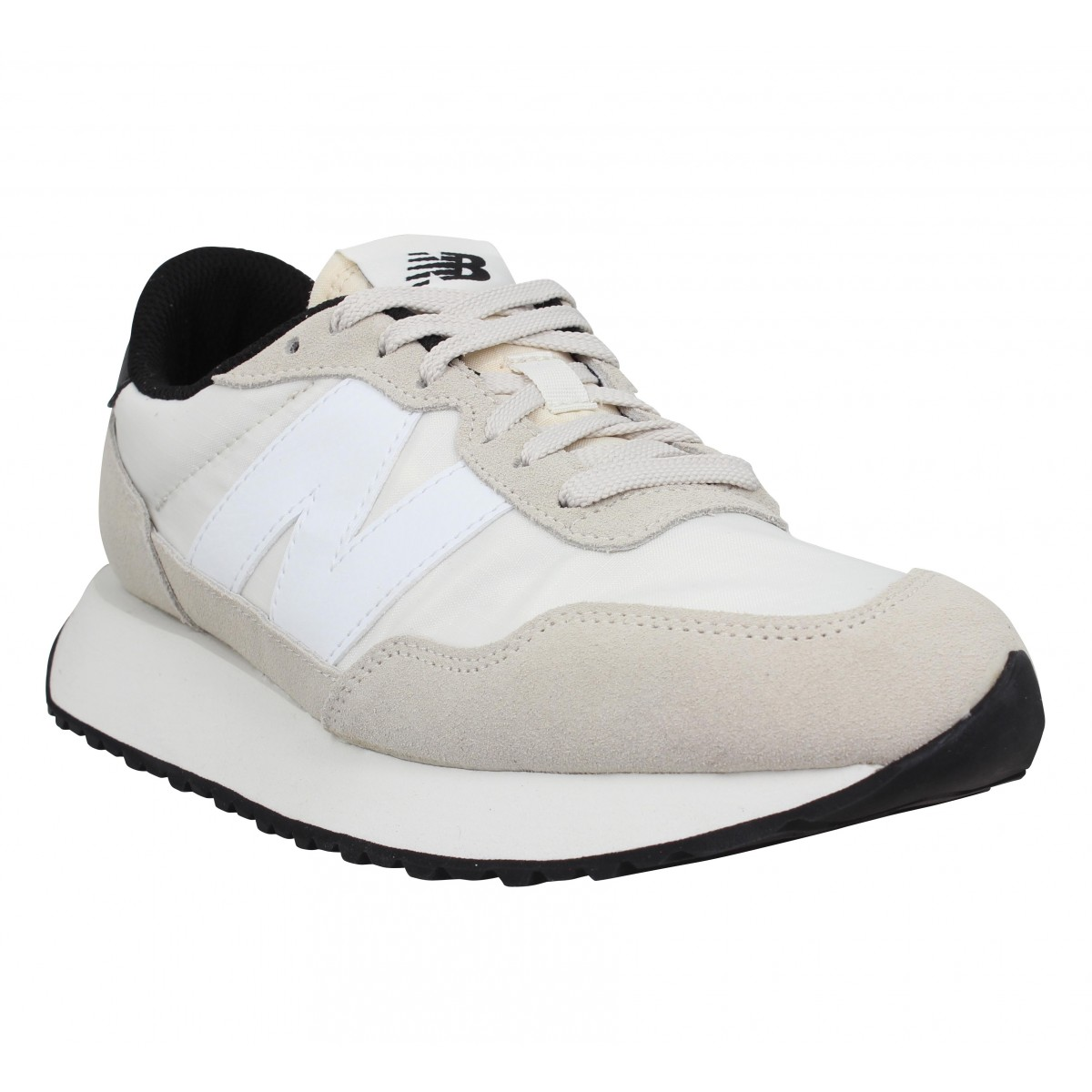 New Balance Homme 237 Velours Toile...