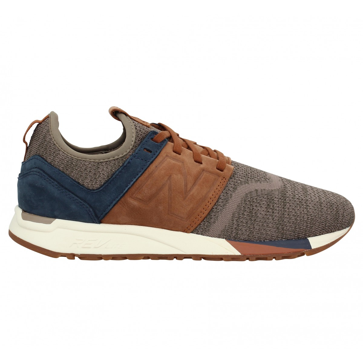 new balance homme marron