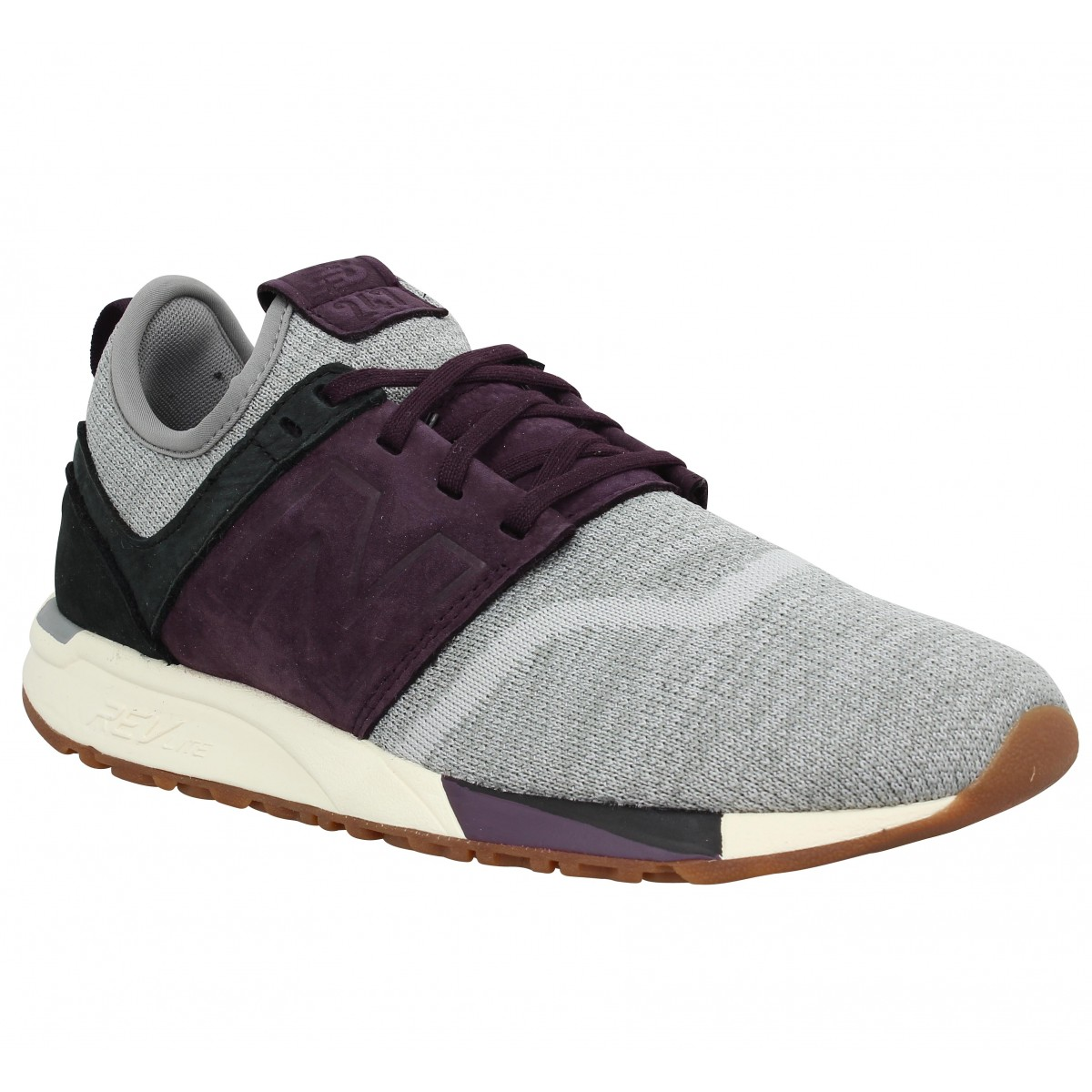 New Balance Marque 247 Luxe Velours...