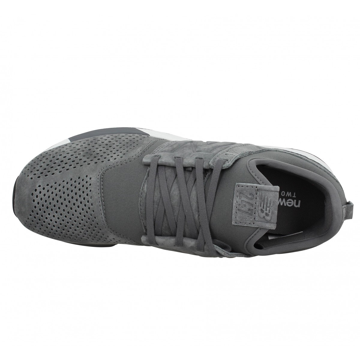 new balance 247 suede gris