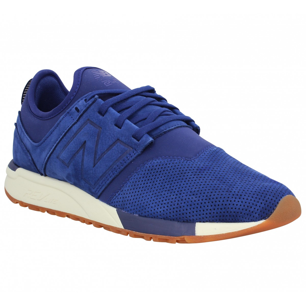new balance 247 enfant marron