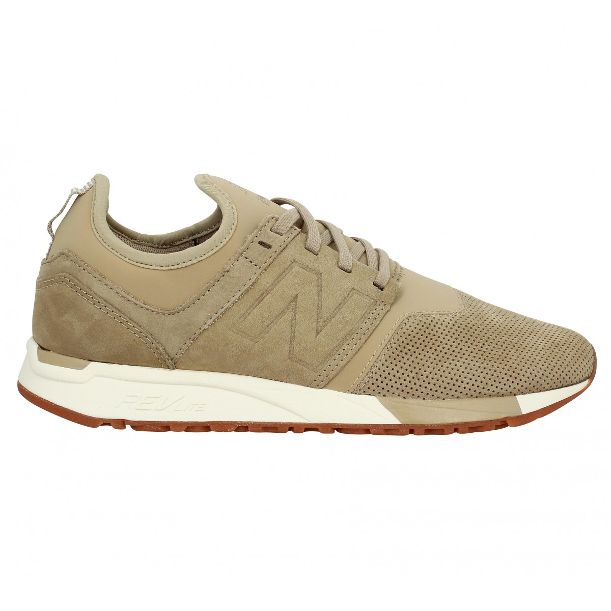 New Balance Marron Clair