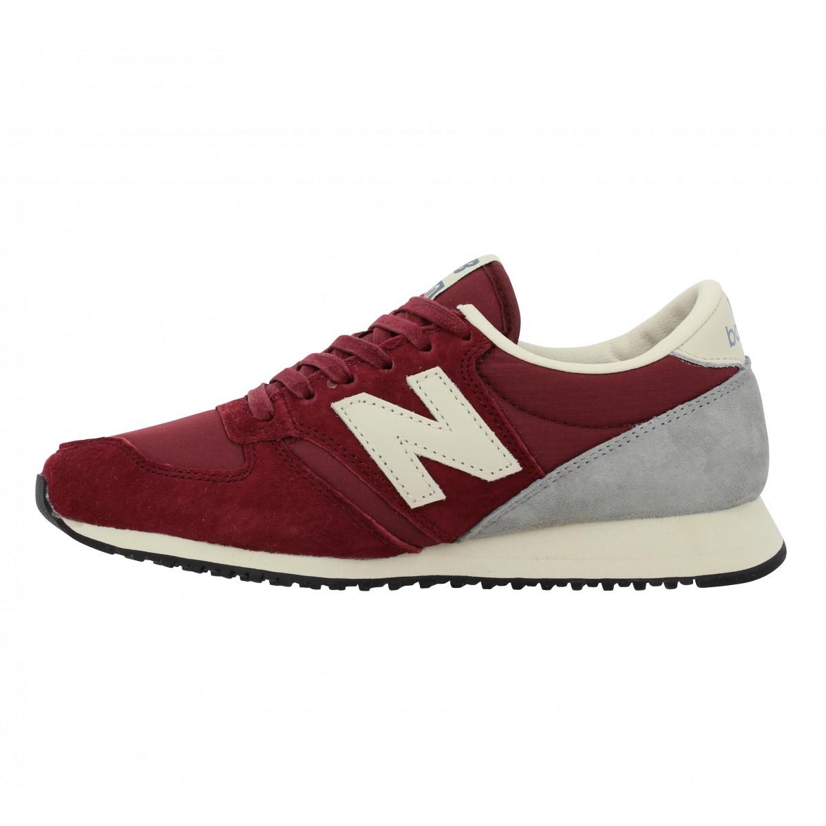 new balance bordeaux sneakers