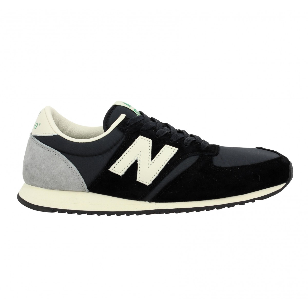 New Balance 420 Femme Noir Et Gris