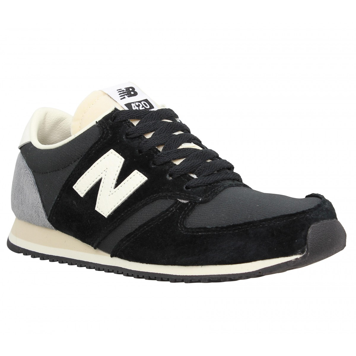 New Balance Homme 420 Velours + Toile...