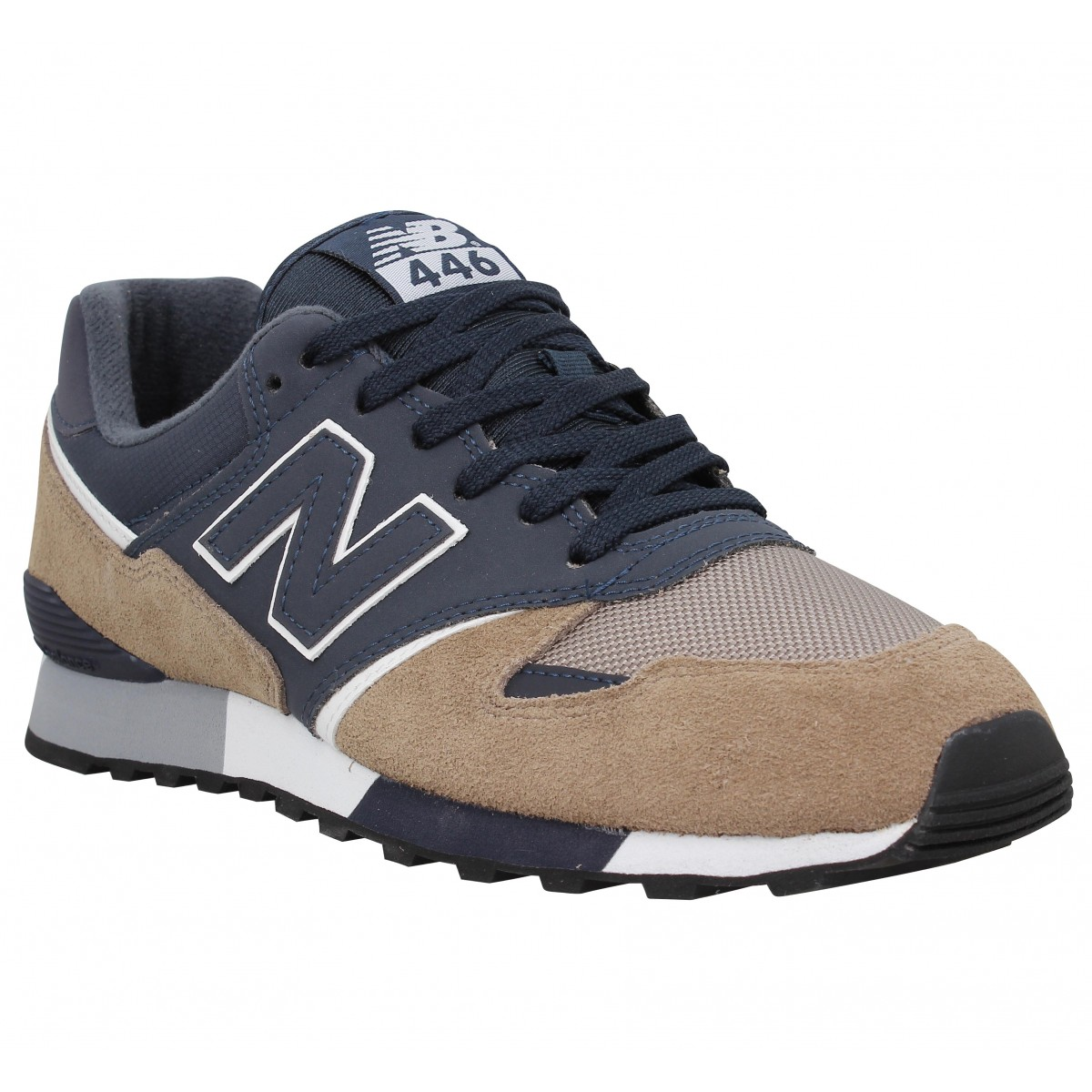 New Balance Homme 446 Velours Toile...