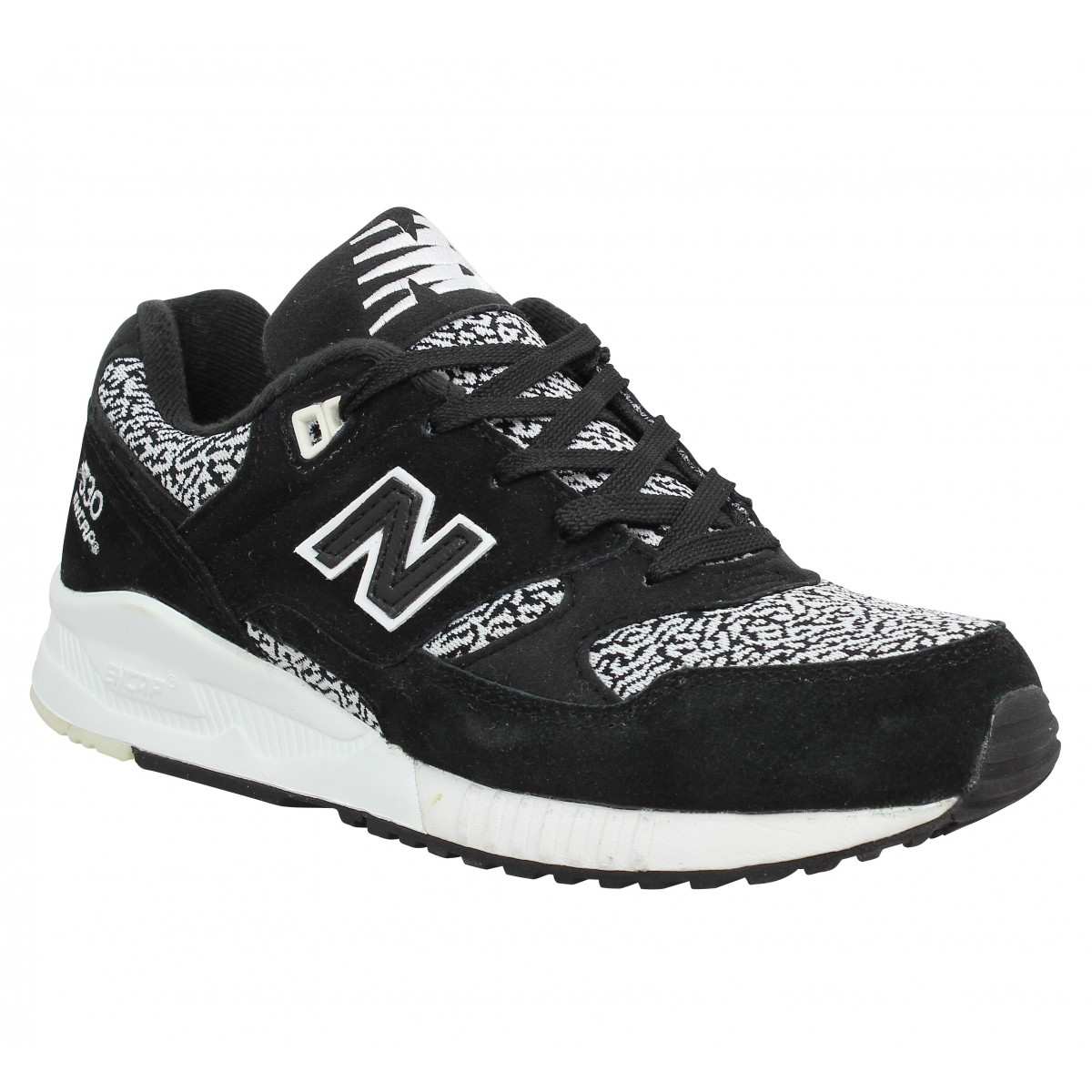 Baskets NEW BALANCE 530 Noir