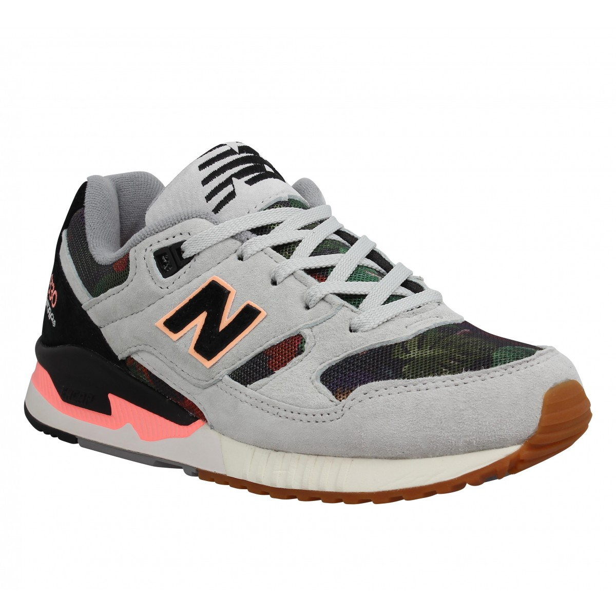 New Balance Marque 530 Velours + Toile...