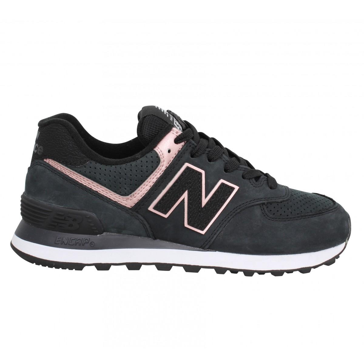 new balance femme noire 574