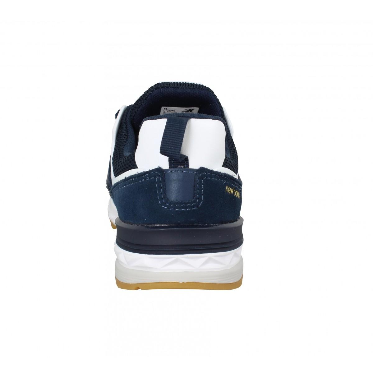 new balance 574 sport bleu marine