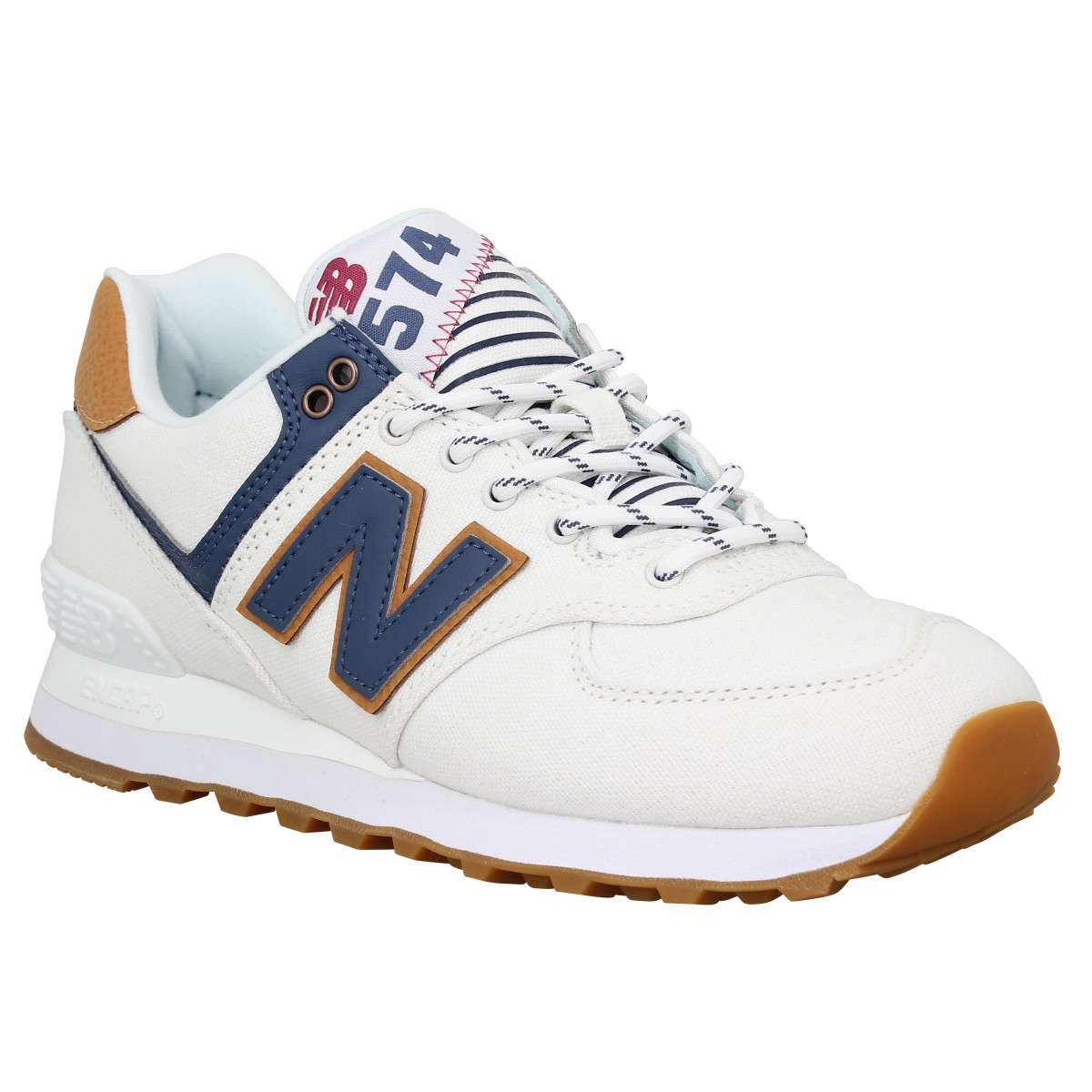 New Balance Marque 574 Toile...