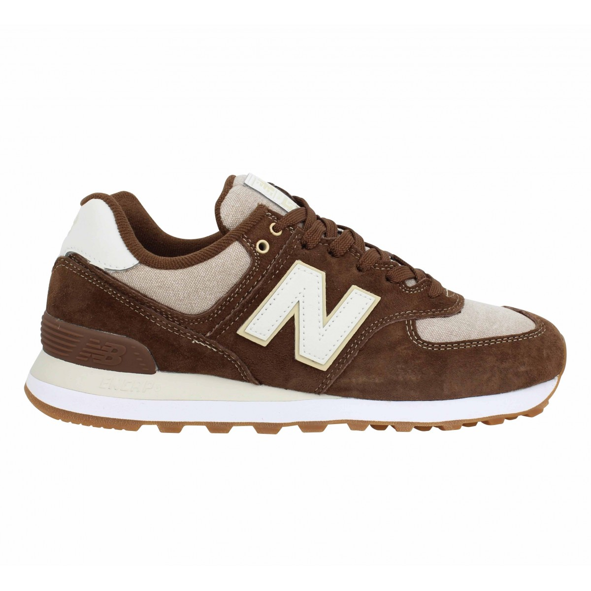 new balance marron homme 574