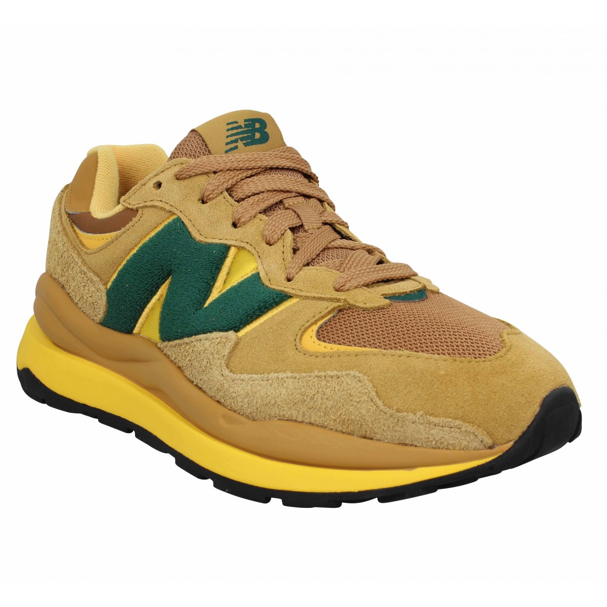 New Balance Homme 5740 Velours Toile...