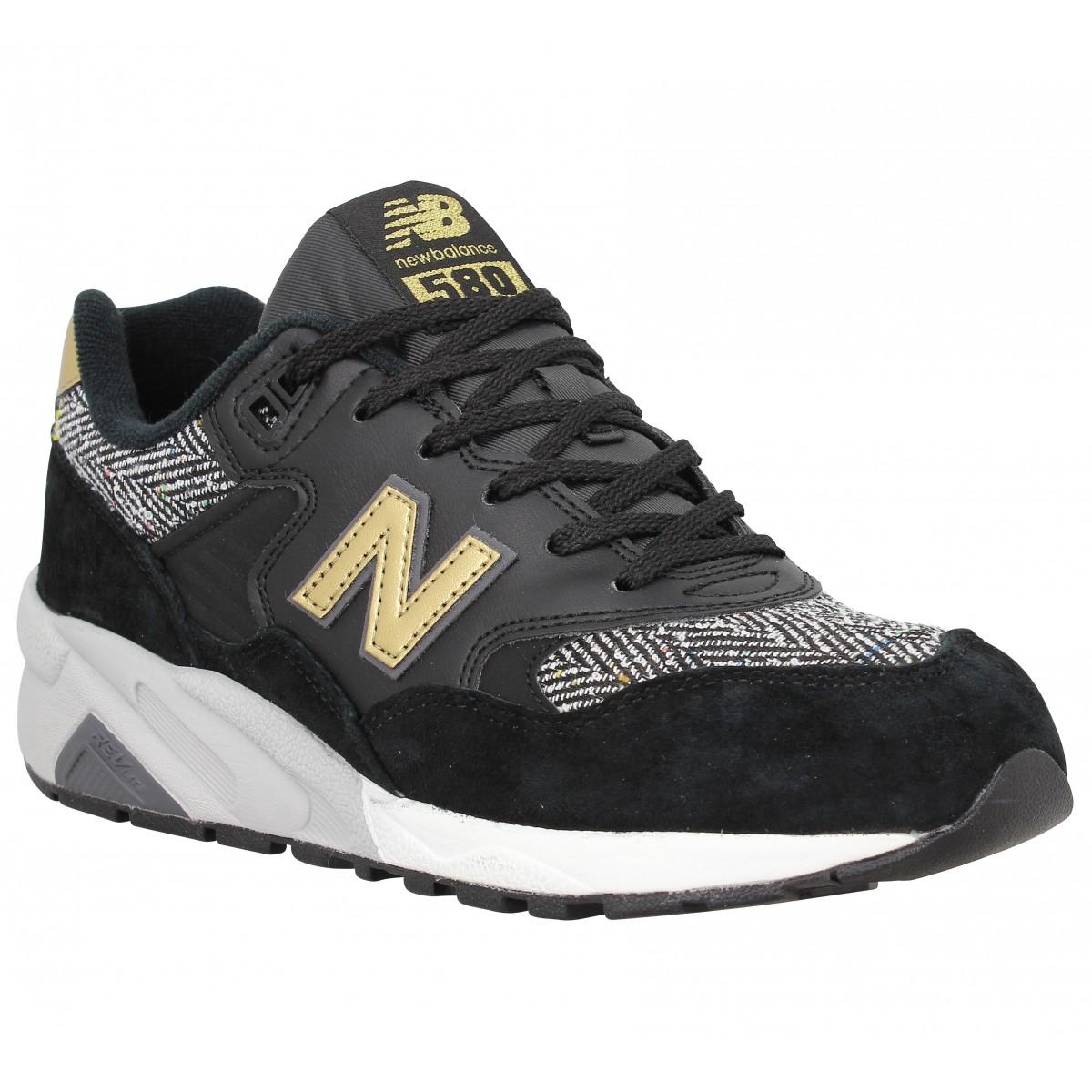New Balance Marque 580-36-noir