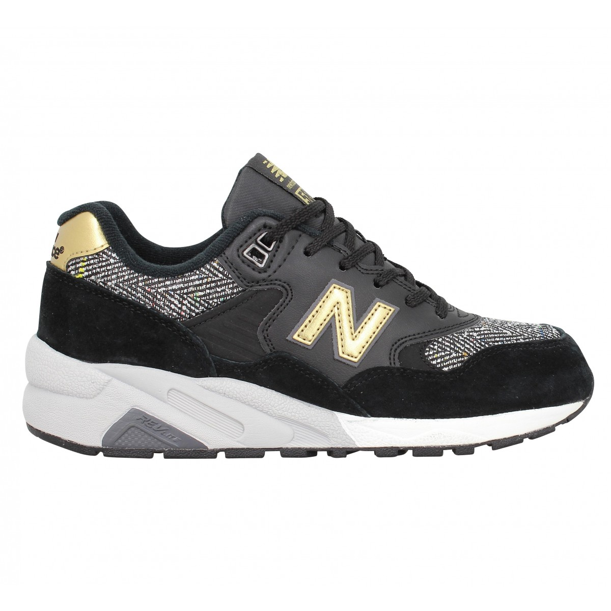 new balance 580 homme gris
