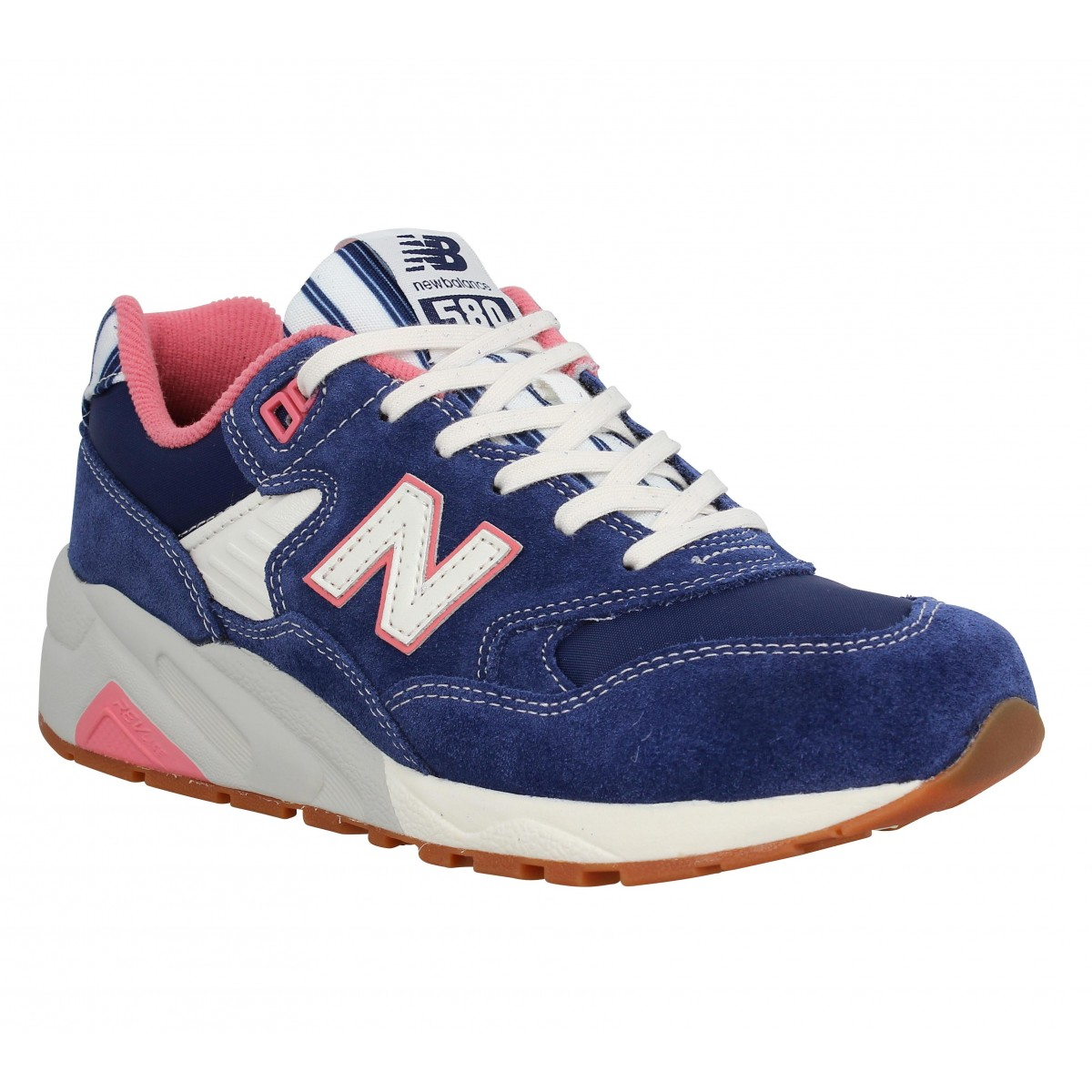 New Balance Marque 580 Velours + Toile...
