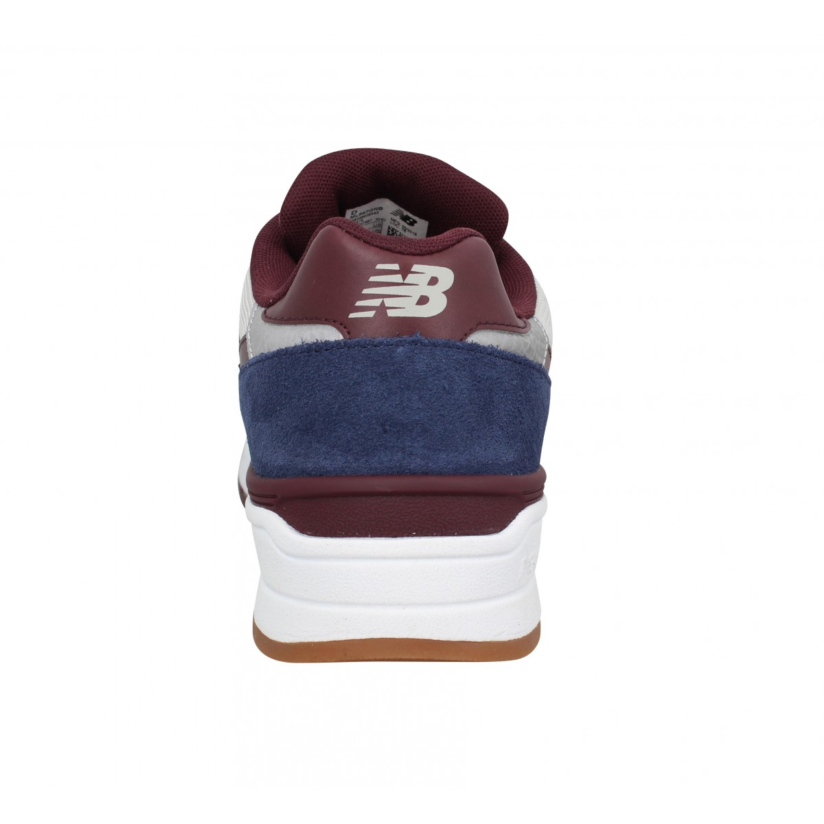 Chaussures New balance 597 velours homme marine homme | Fanny ...