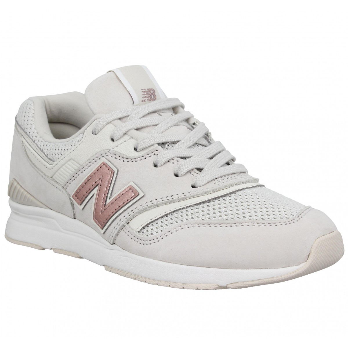 New Balance Marque 697 Nubuck...