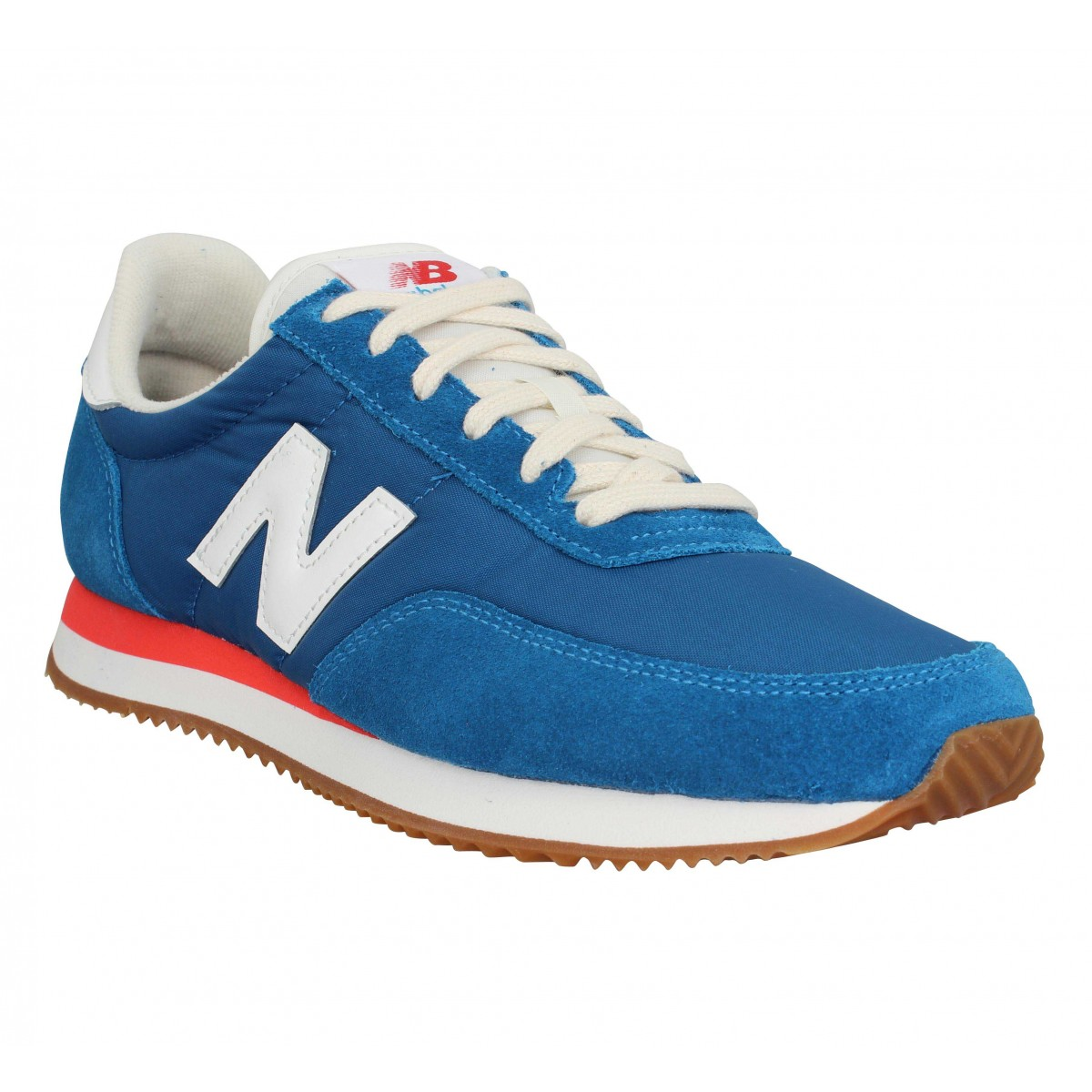New Balance Homme 720 Velours Toile...