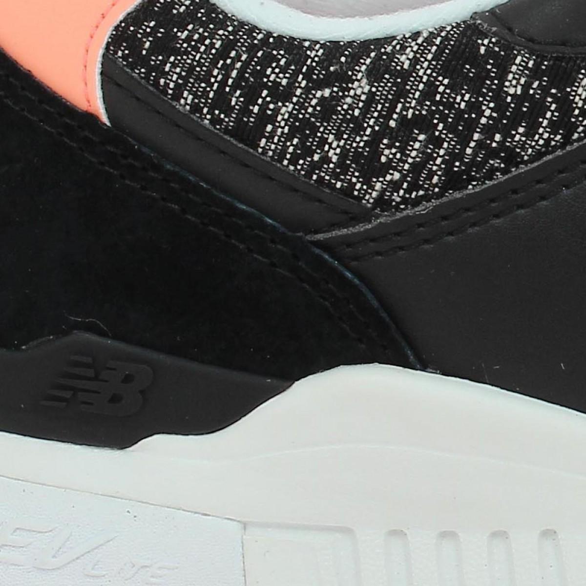 New balance 840 cuir femme noir femme   Fanny chaussures
