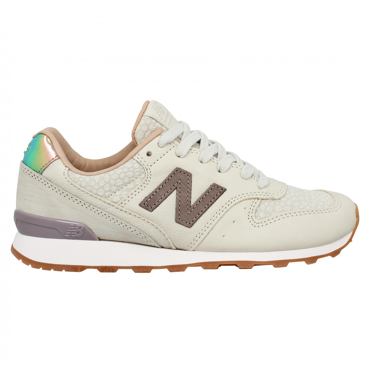 new balance 996 beige et rose