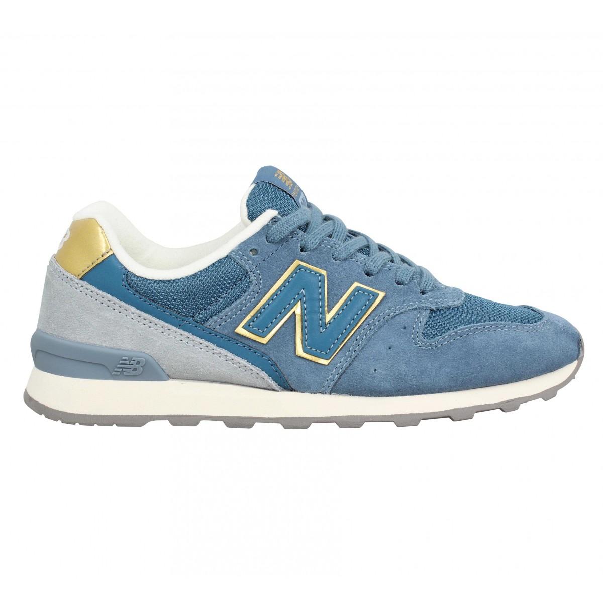 new balance 996 bleu femme