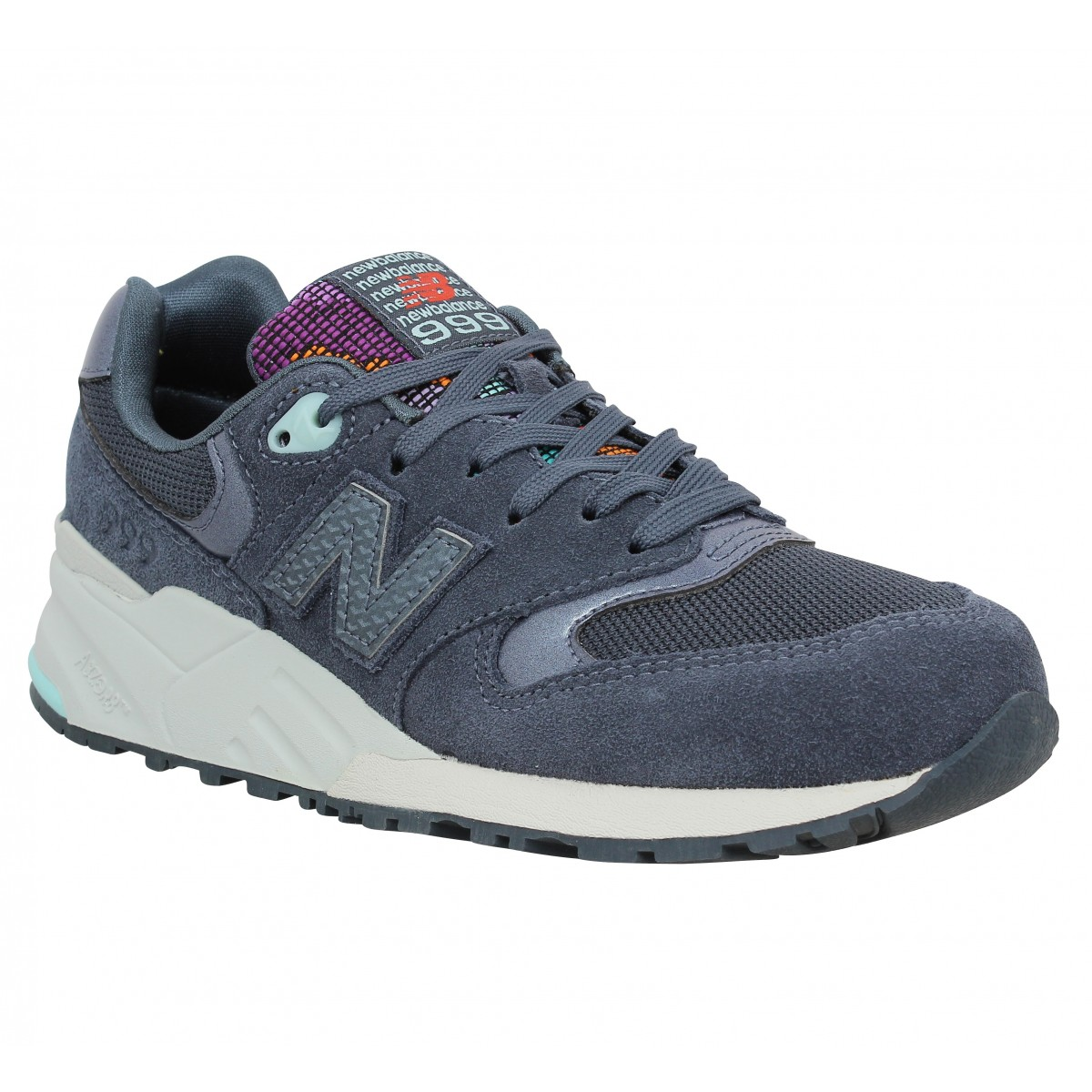 New Balance Femme 999-35-anthracite