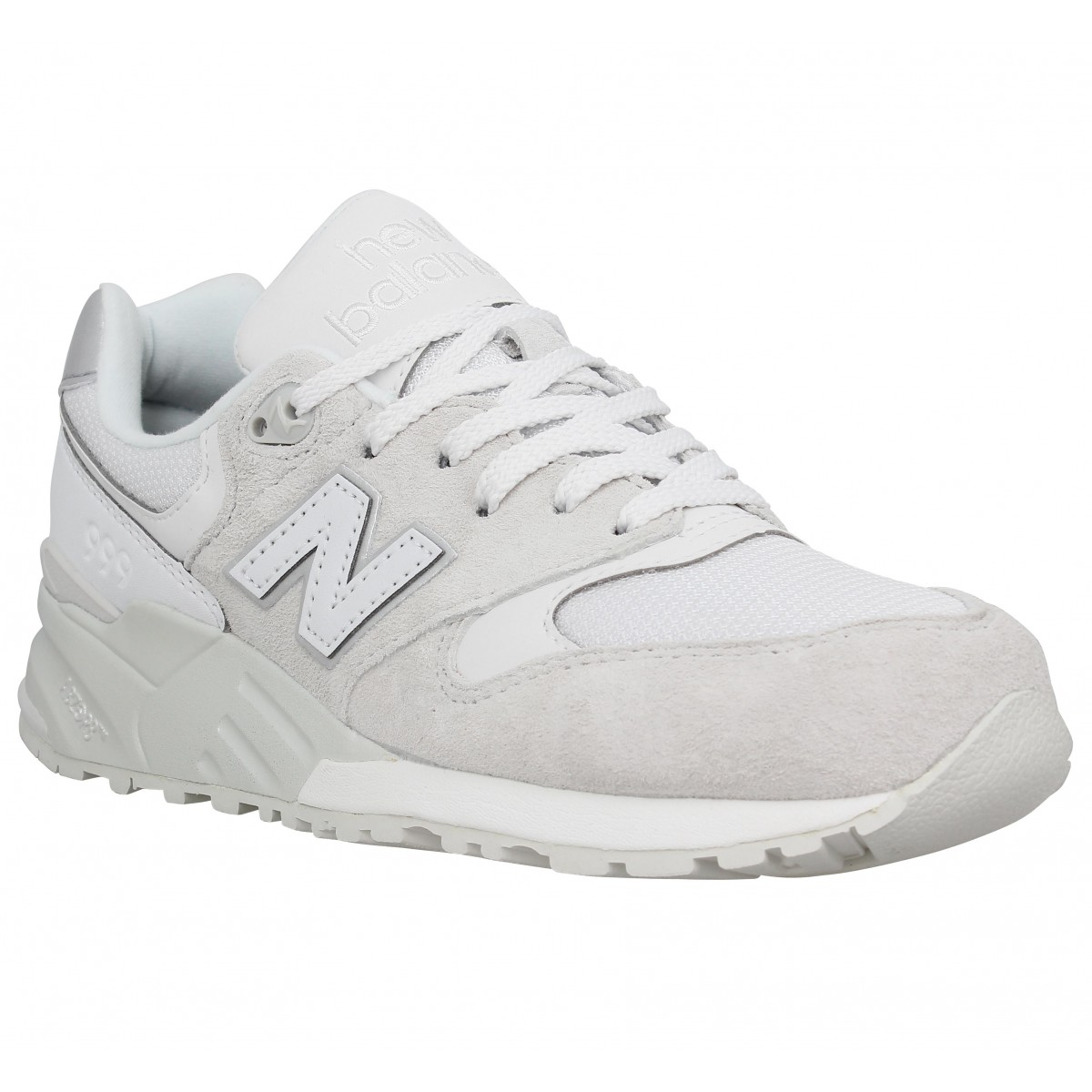 Baskets NEW BALANCE 999 Femme White