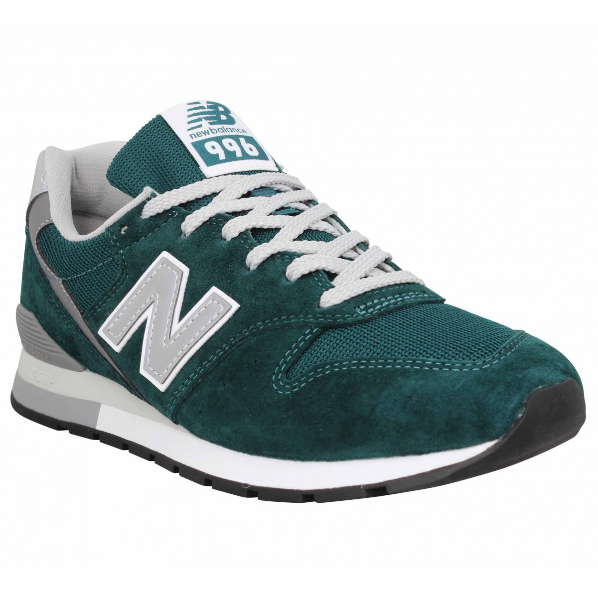 New Balance Homme Cm 996 Velours Toile...
