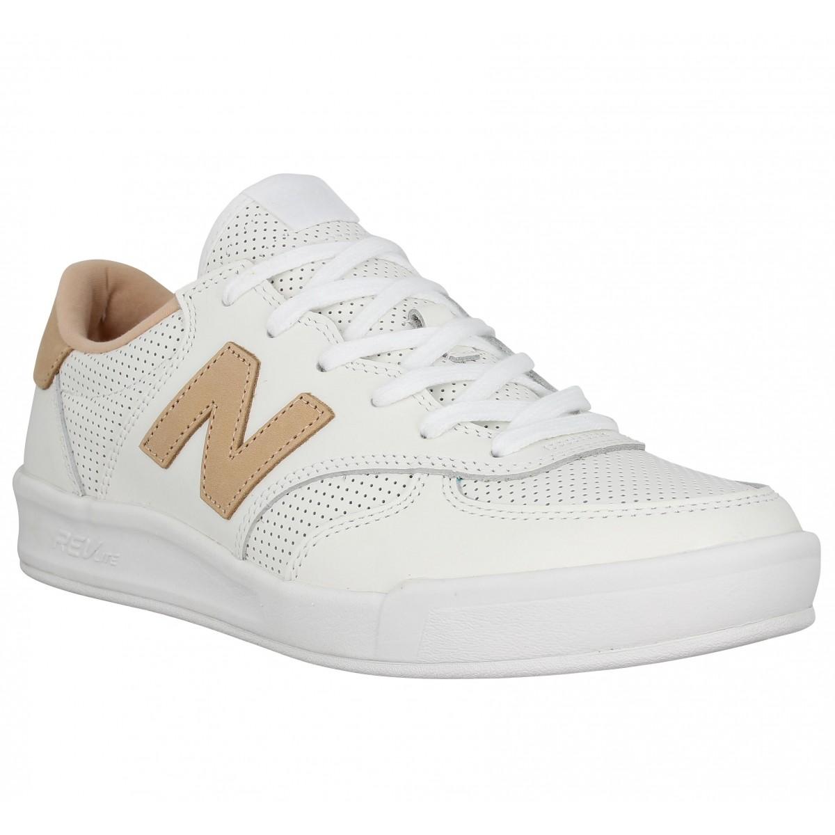 New Balance Homme Crt300 Cuir -40-white