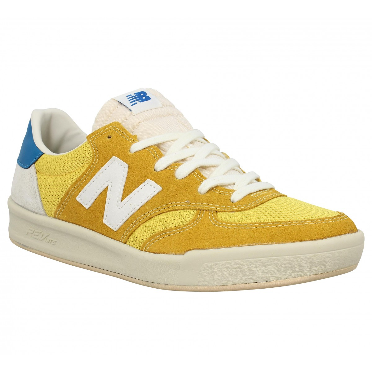 Baskets NEW BALANCE CRT300 Jaune