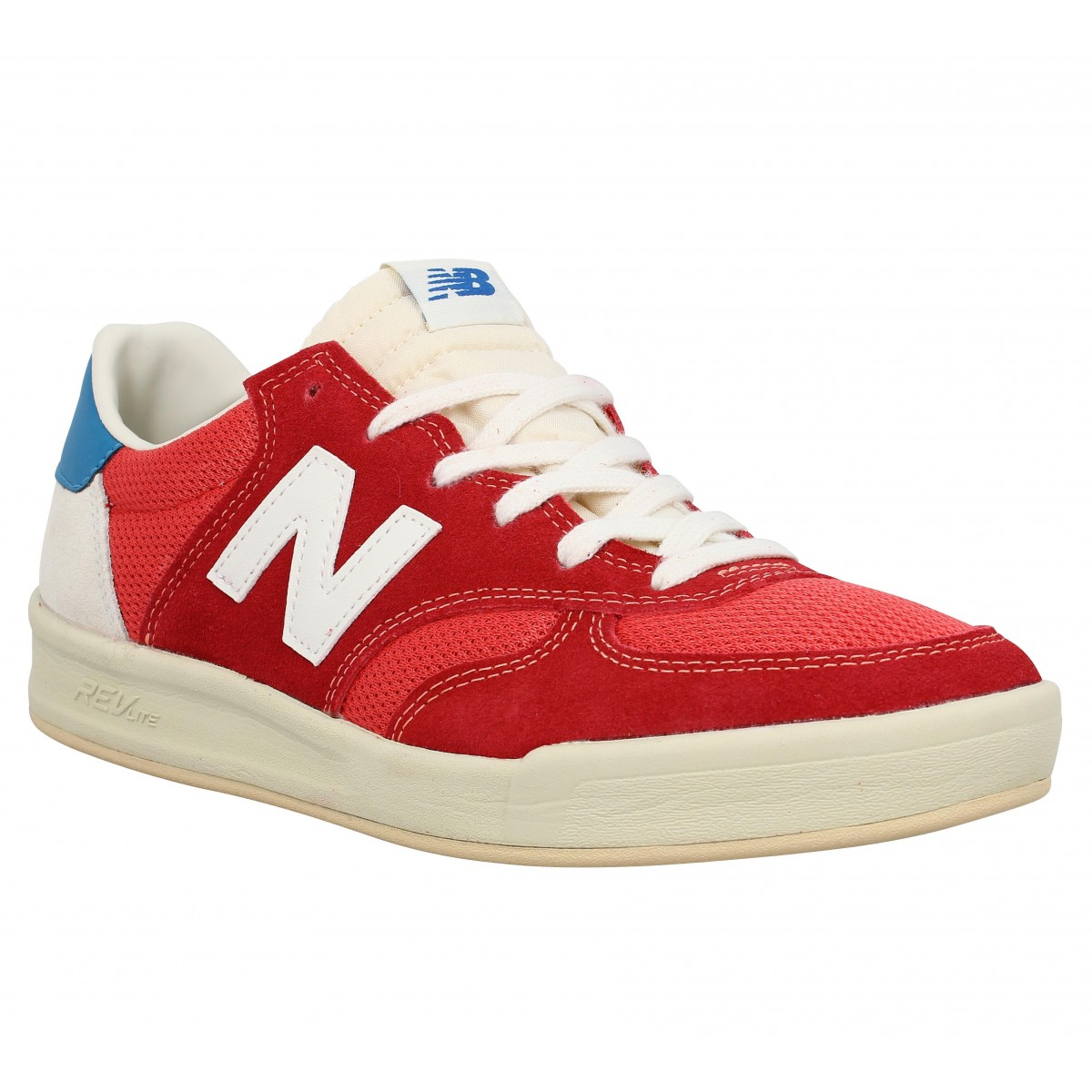 new balance rouge homme