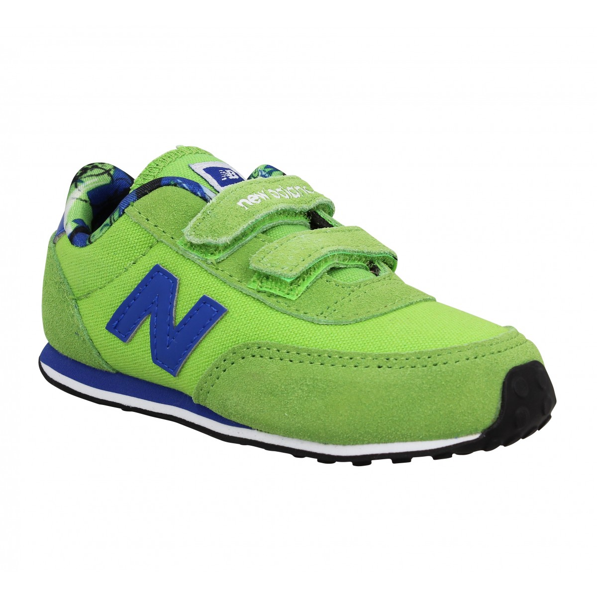 New Balance Marque K410 Velours + Toile...