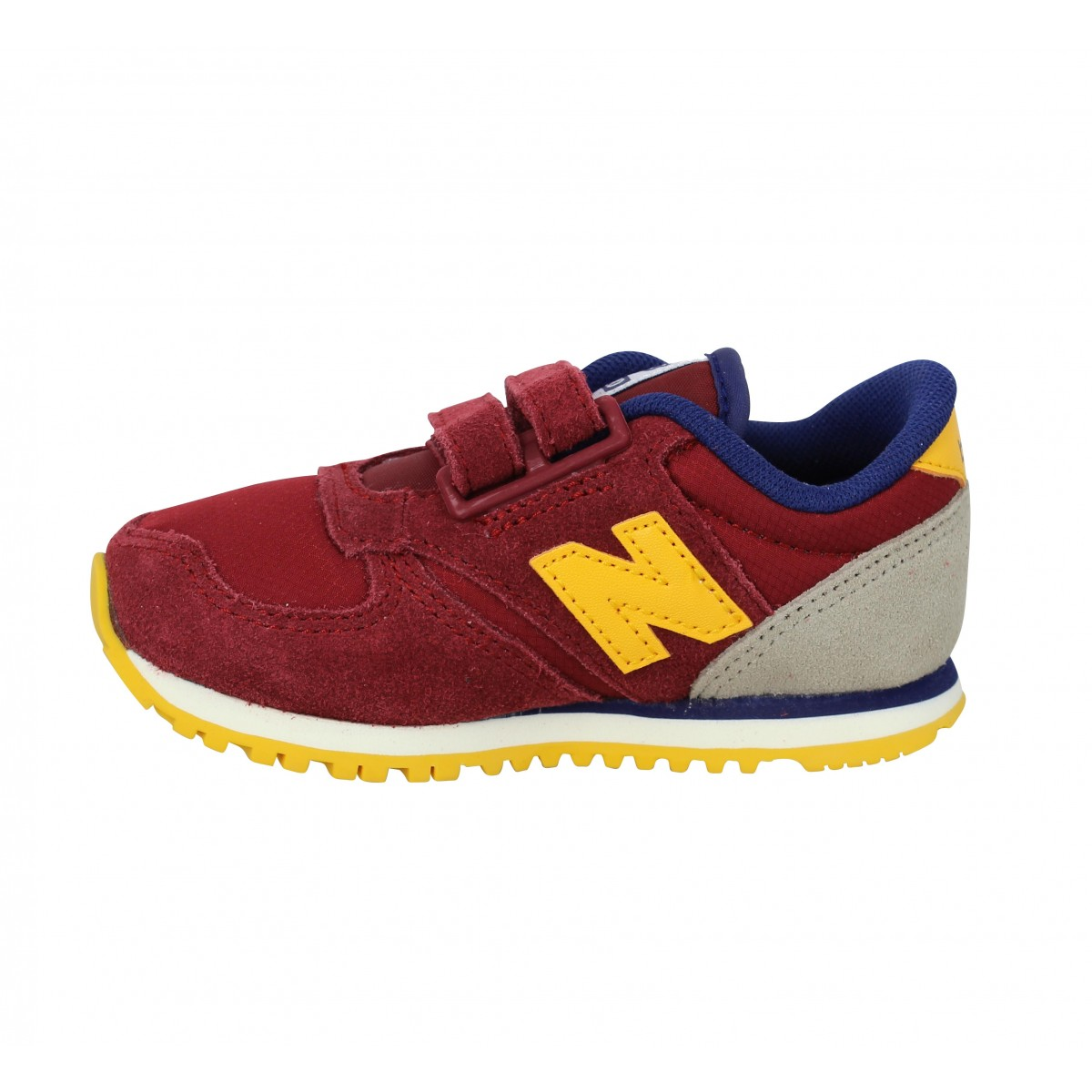 new balance ke 420 enfant bordeaux enfants fanny chaussures. Black Bedroom Furniture Sets. Home Design Ideas