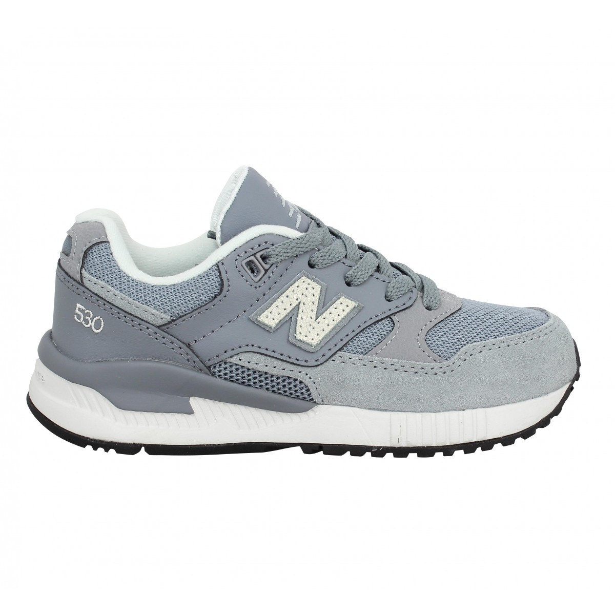 new balance kl 530 gris enfants fanny chaussures. Black Bedroom Furniture Sets. Home Design Ideas