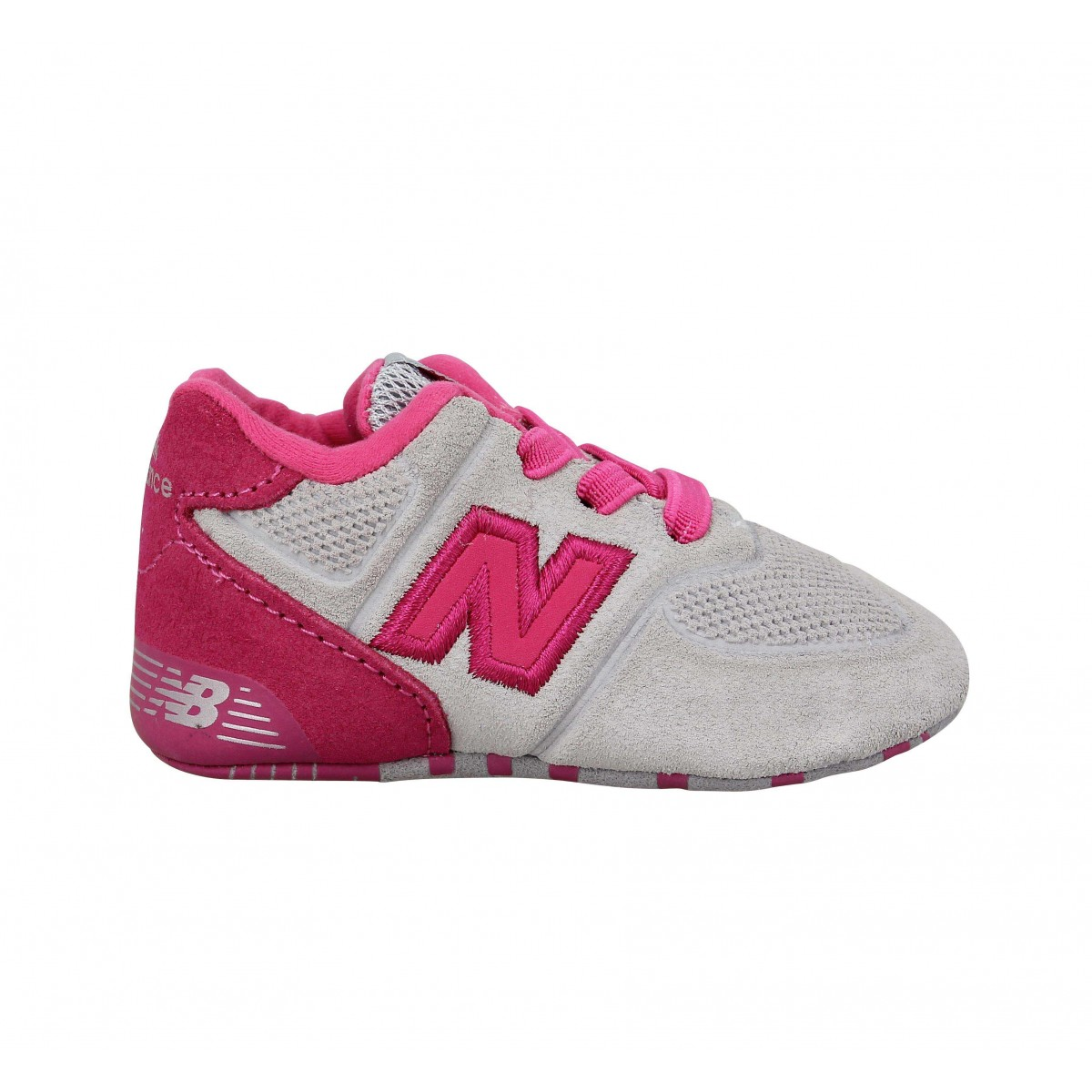 new balance kv574 velours enfant rose enfants fanny chaussures. Black Bedroom Furniture Sets. Home Design Ideas